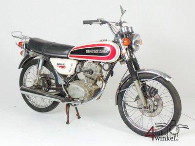 Honda CB90, Japans, 10349 km
