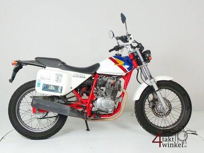 Honda FTR223, Japans, 4908 km