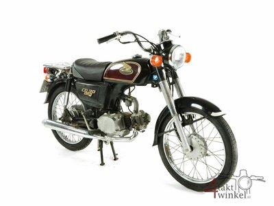 Honda CD90 Japans 12625 km, met kenteken