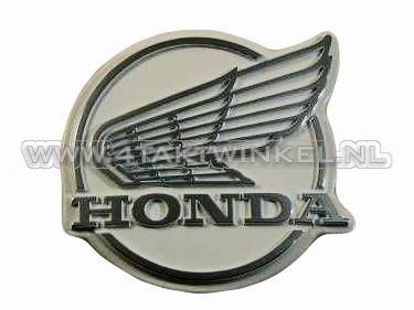Beenkap embleem C50 NT, oude stijl, origineel Honda