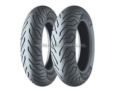 Buitenband 12 inch, Michelin City grip 2, set 120-70 & 130-70