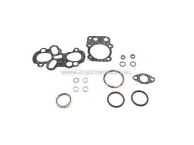 Pakkingset A, kop & cilinder, C310S, C320S, C100, origineel Honda, NOS