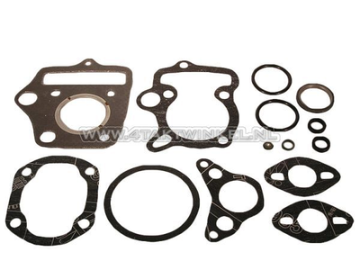 Pakkingset A, kop & cilinder, C50, SS50, Dax, 50cc, Taiwan