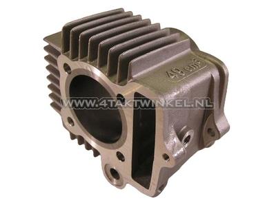 Cilinder 85cc 51mm 49cc opdruk aluminium