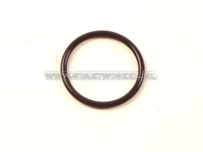O-ring SS50, CD50, isolator of carburateur, origineel Honda