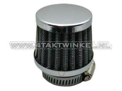 Powerfilter 35mm, recht L72, D60 standaard