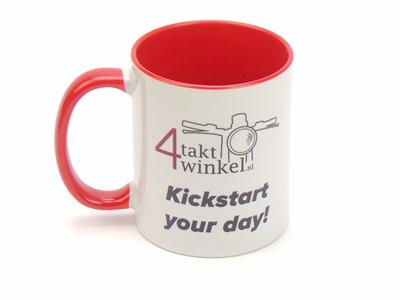 Mok, Kickstart your day! 300ml