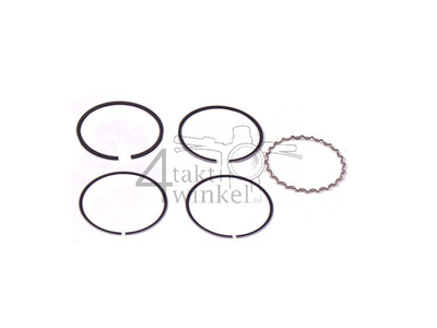 Ring set, piston, origineel Honda