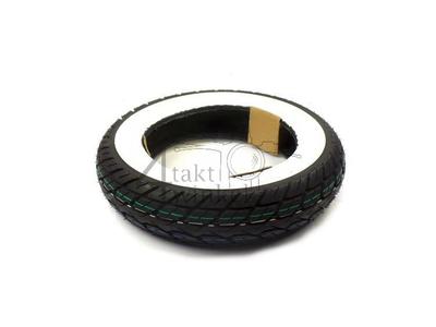 Buitenband 10 inch, Kenda K418, 3.50, whitewall