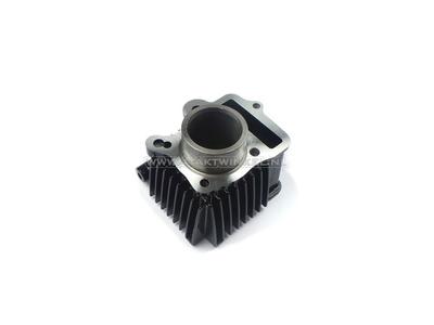 Cilinder 50cc, 39mm alluminium, imitatie, zwart