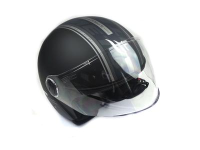 Helm MT, Street, Mat Zwart, Maten S t/m XL