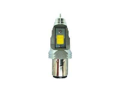 Koplamp BA20d, duplo, 12 volt, 11-11 watt, LED, o.a. Skyteam, Mash
