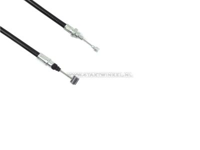 Koppelingskabel, Benly, CD50s, 82cm, zwart, origineel Honda