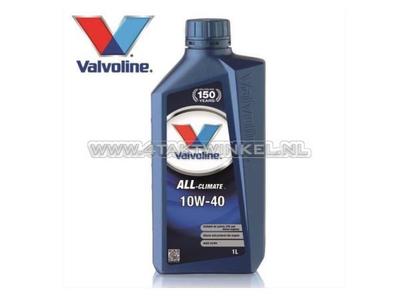 Olie Valvoline 10w-40 All Climate, mineraal, 1 liter