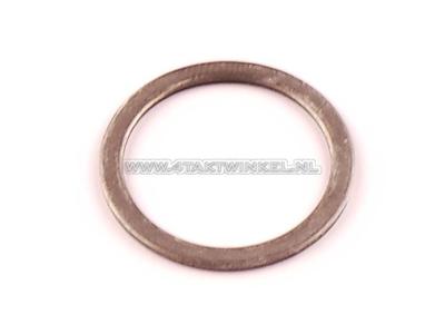 Kickstarter as, C50, SS50, Dax, 20mm ring, origineel Honda