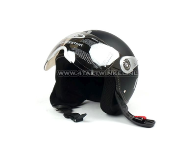 Helm Nau fashion, Maten S t/m XXL