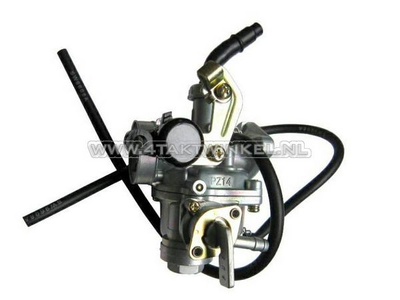 Carburateur C50 NT, 12mm, brede flens, Sheng wey