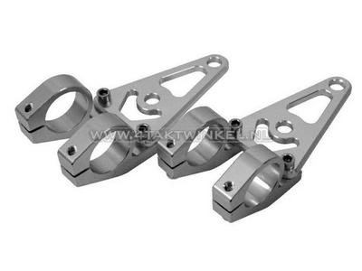 Koplamporen, universeel, CNC aluminium, 26mm