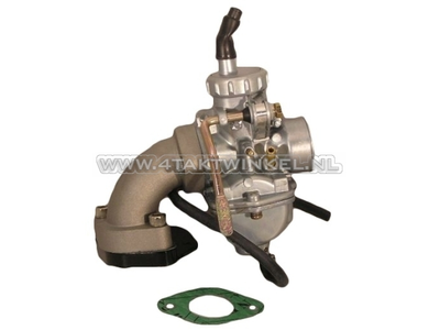 Carburateur set, Dax, Monkey, Madass, 20mm 70cc + Sheng Wey