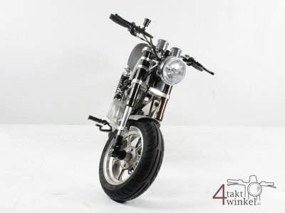 Honda CB50 (APE) met motorkenteken