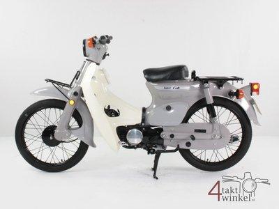 Honda C50 K1 Japans, Nardo gray, 7359km