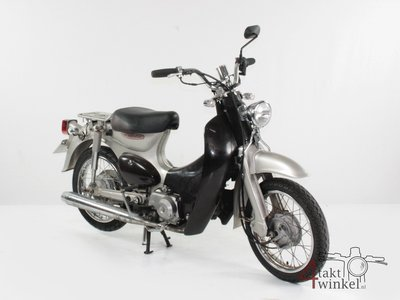 Honda Little cub, custom, 12681km, met Kenteken