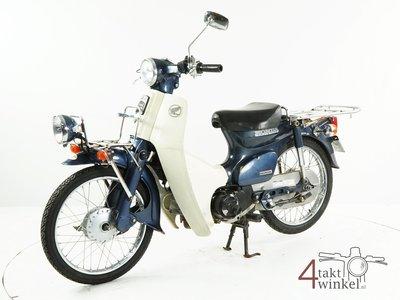 Honda C50 NT Japans, Injectie, press Cub, met Kenteken