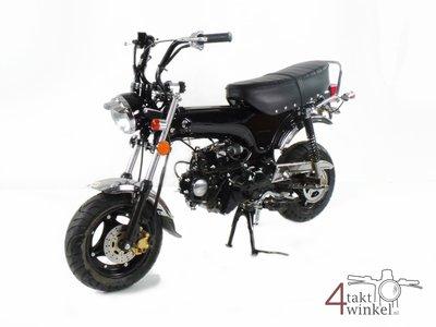 VERKOCHT ! Zhenhua Dax 50cc, EFI, nieuw, Zwart