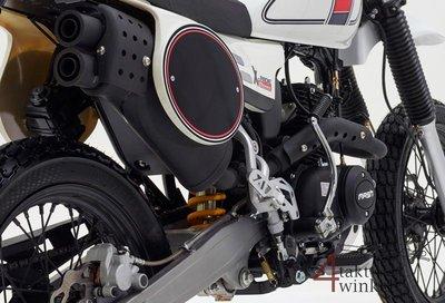 Mash X-ride, 50cc, Euro 5, Wit