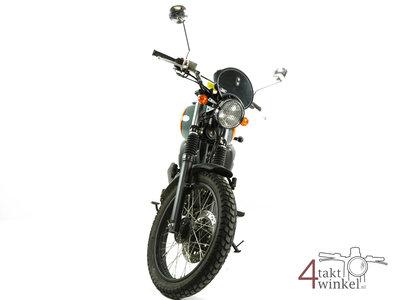 Mash Scrambler 400cc, 4500km, bouwjaar 2016