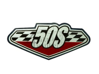 Sticker CD50s Benly, frame / zijkap