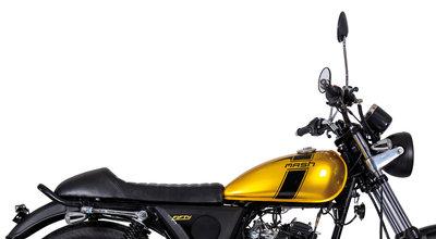 Mash Fifty, 50cc, yellow, Euro 5