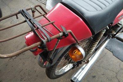 VERWACHT! Honda CB50, Rood, 9425km