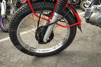 Honda CT110, Hunter Cub, rood, 26439km