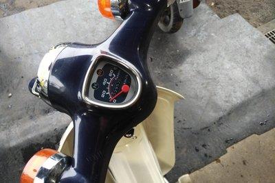 VERWACHT! Honda C50 NT, 2952km