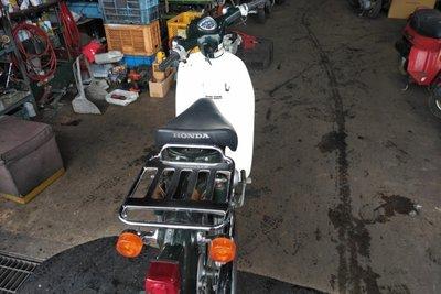 VERWACHT! Honda C50 NT, 5097km