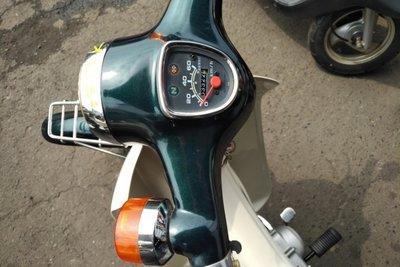 VERWACHT! Honda C50 NT, 3322km