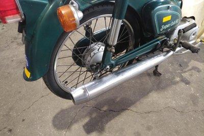 VERWACHT! Honda C50 NT, e-start, 19220km
