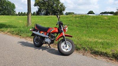 Honda CY50 , gebruikt  11318 km