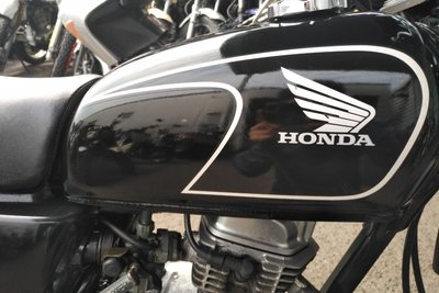 VERWACHT! Honda Ape 50, 8991km