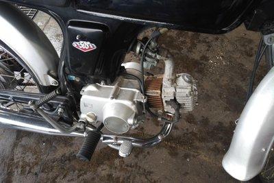 VERWACHT! Honda CD50s, 6381km