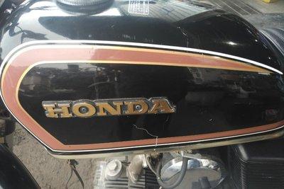 VERWACHT! Honda CD90, 3749km