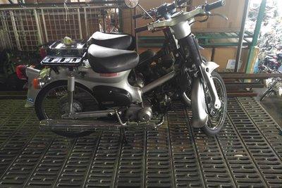 VERWACHT! Honda C50 NT, 2061km