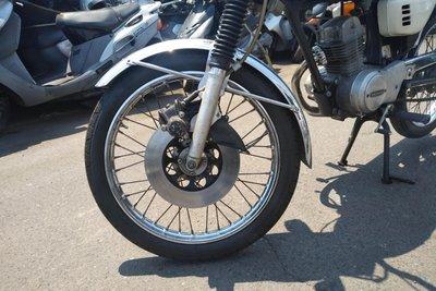 VERWACHT! Honda CB50, Blauw, 12673km