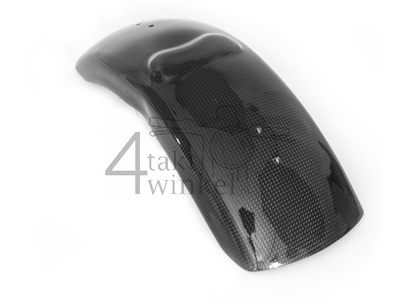 Voorspatbord Dax OT 6v, carbon, imitatie