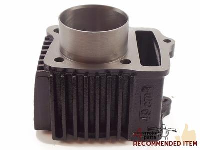 Cilinder 85cc 51mm 49cc opdruk staal