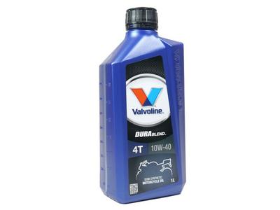 Olie Valvoline 10w-40 semi-synthetisch, 4-takt, 1 liter
