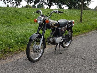 VERKOCHT! Honda CD50 Benly, 50cc, (04)