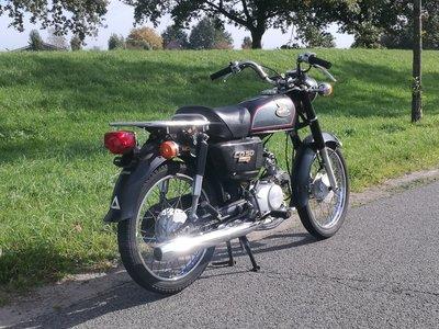 VERKOCHT ! Honda CD90 Benly, 90cc, (1)