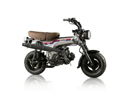 Skymax , 50cc, EFI, Limited edition